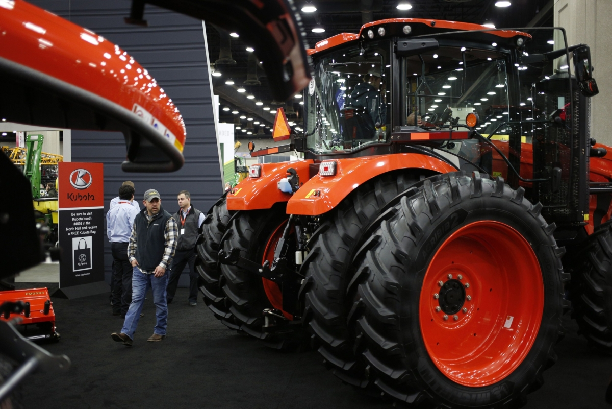 Escorts Agrees To Sell 10% Stake To Japan's Kubota Corp For Rs 1,042 Crore