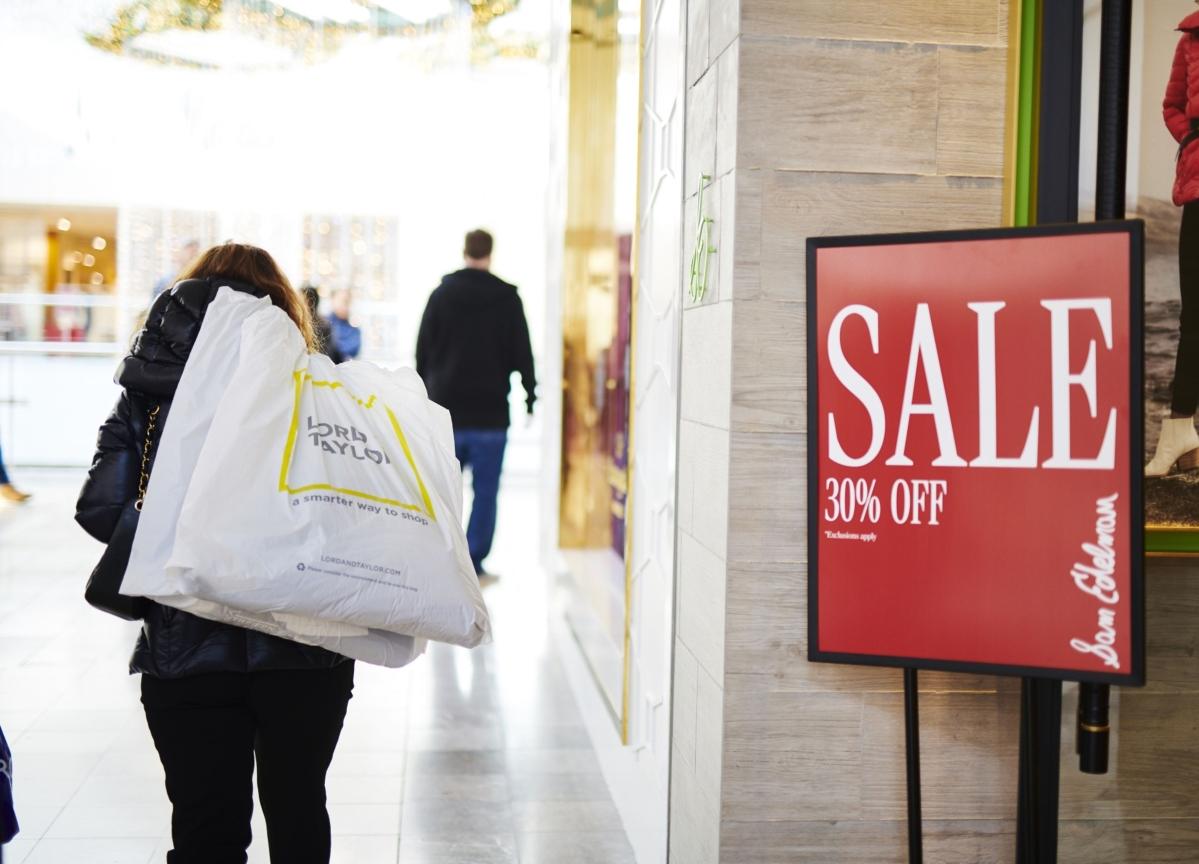 U.S. Retail Sales Fell in February Ahead of Virus Impact