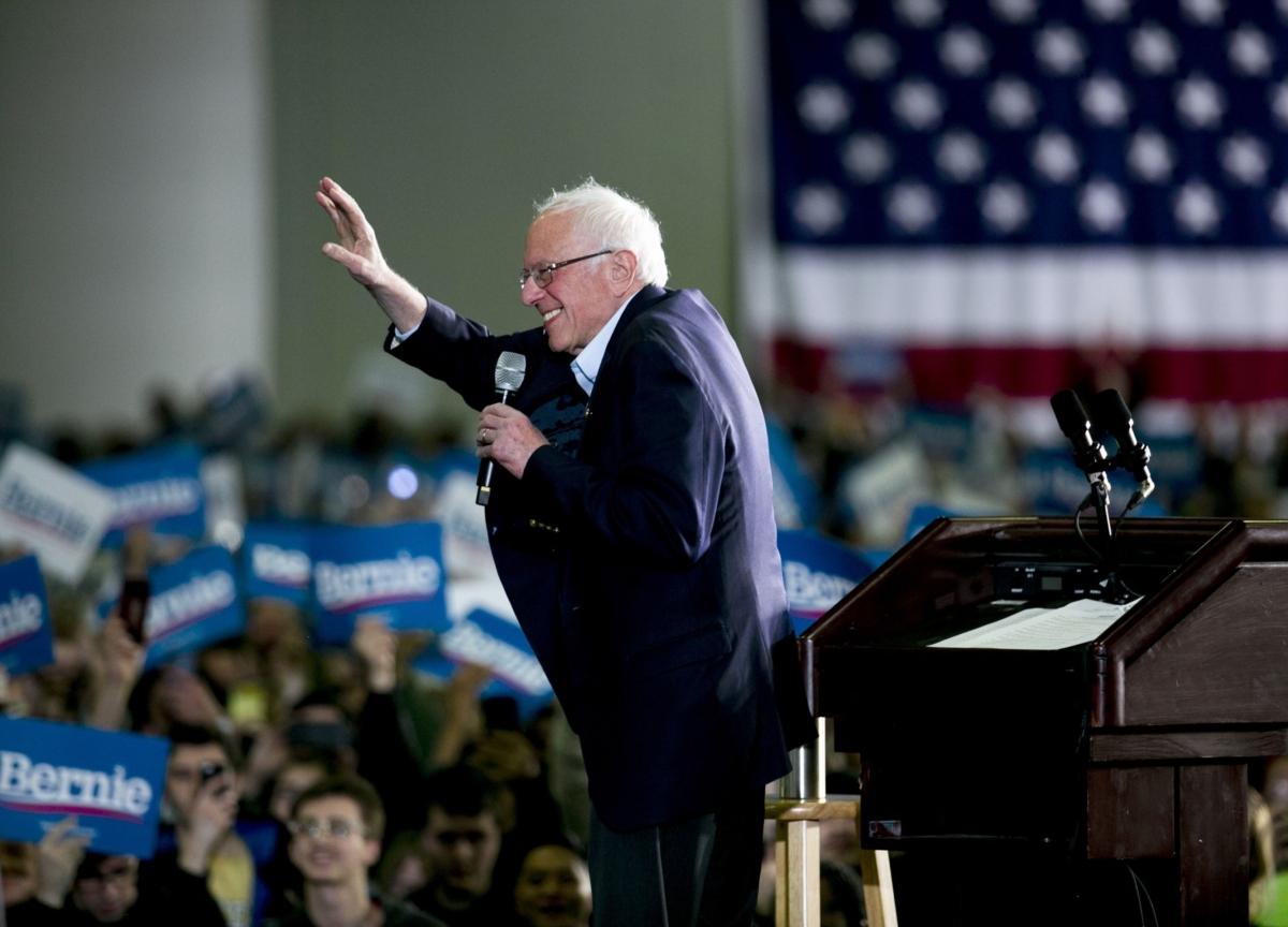 Bernie Sanders Says Joe Biden Could Beat Donald Trump in 2020