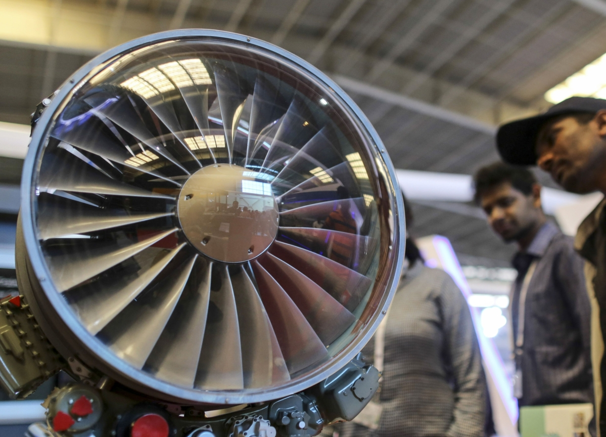 Pratt & Whitney Signs Deal With Air India Arm For Engine Repair Shop