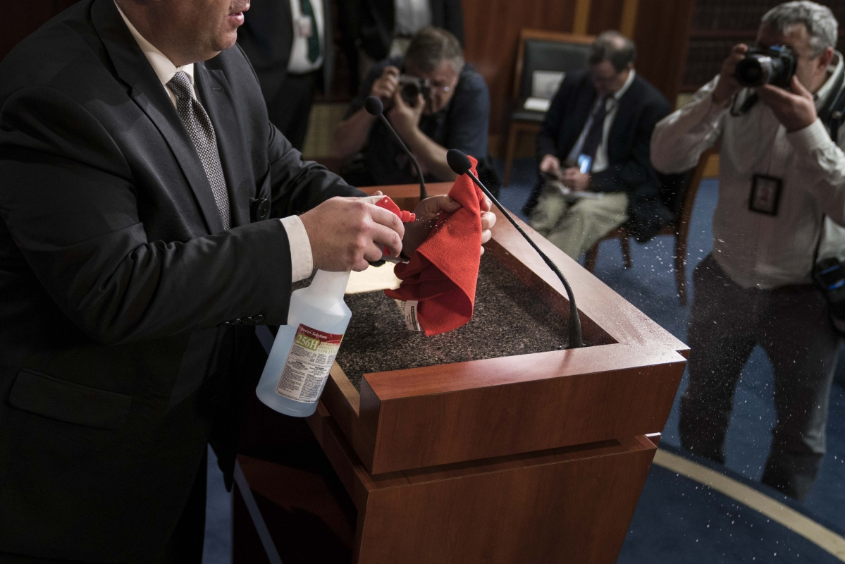 More U.S. Lawmakers Self-Quarantine After Two Contract Covid-19
