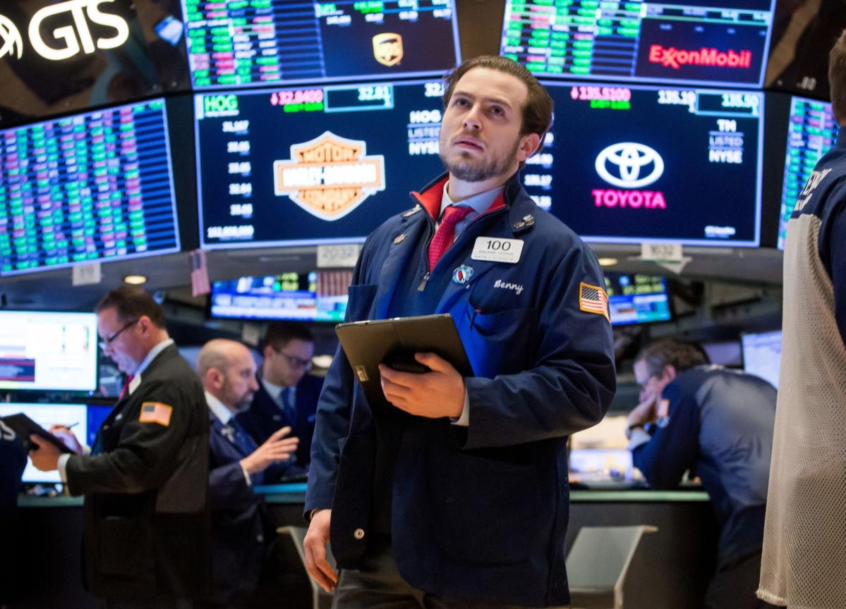 Wild Week Puts Wall Street on Notice: The Rout Isn't Going Away