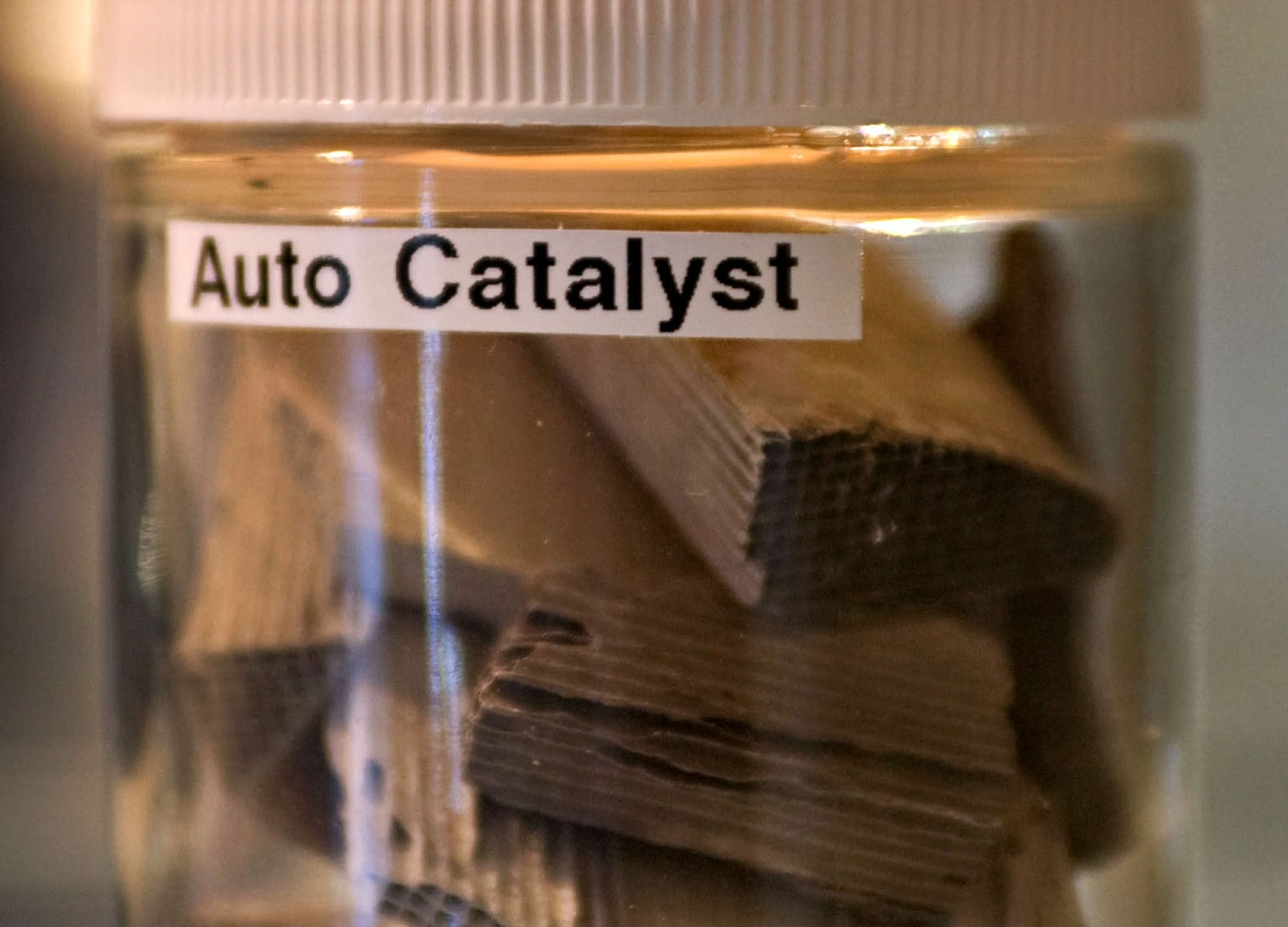 Carmakers May Wean Off Dependence on Palladium With Breakthrough