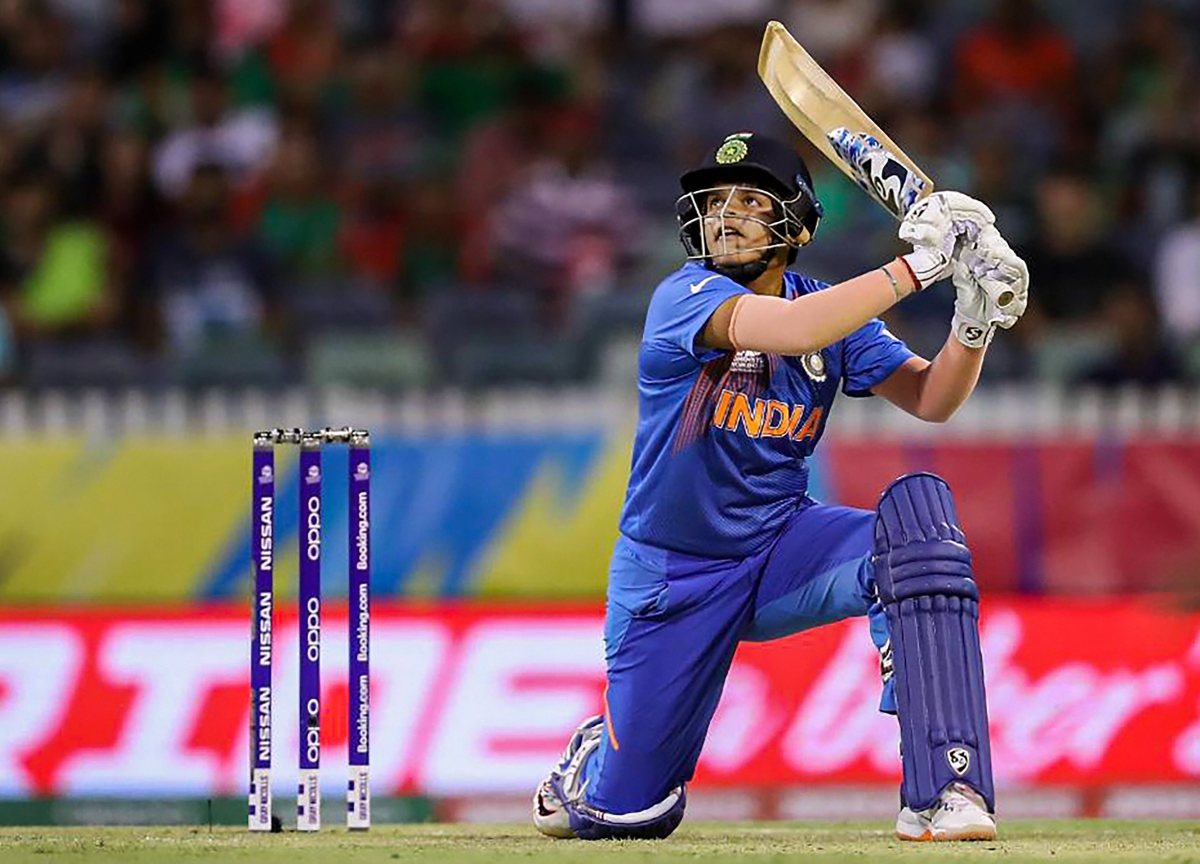 India Advance To Women's T20 World Cup Final