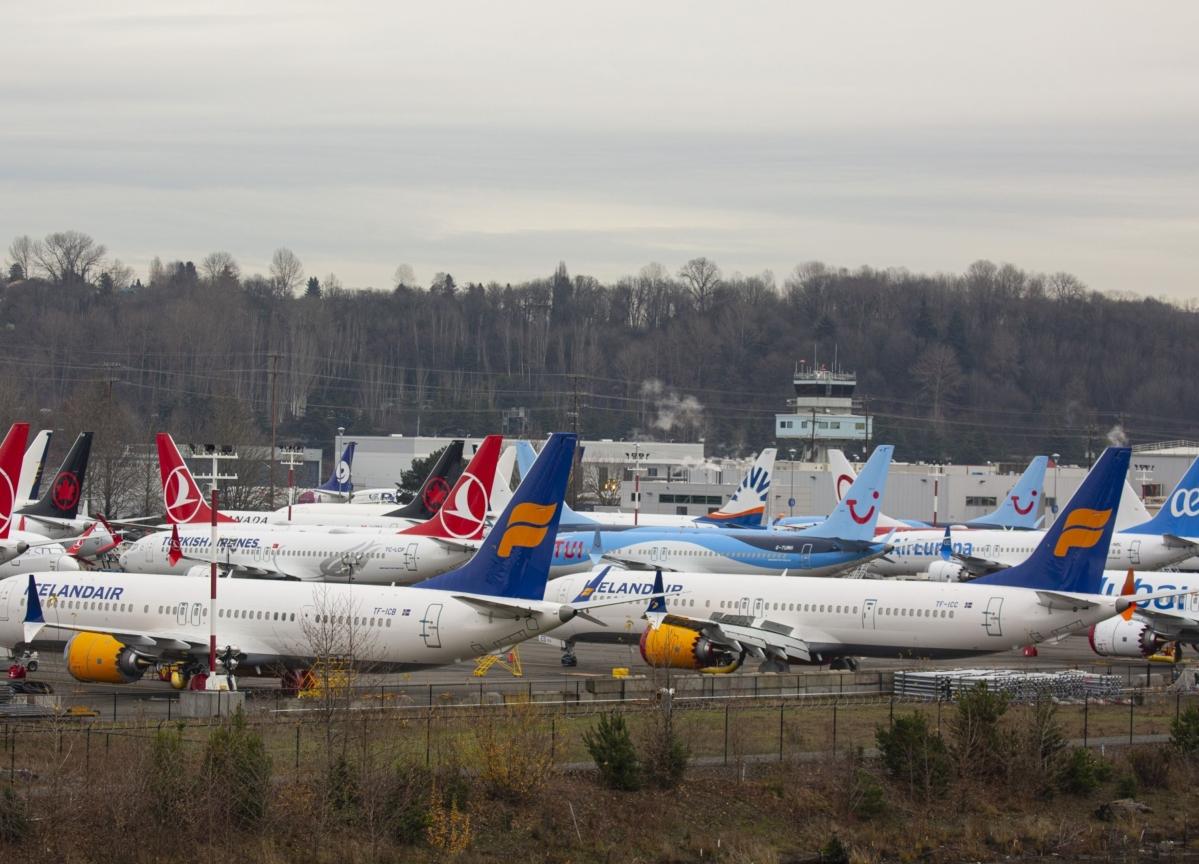 Boeing Seeks U.S. Aid Plus Help for Suppliers, Airlines