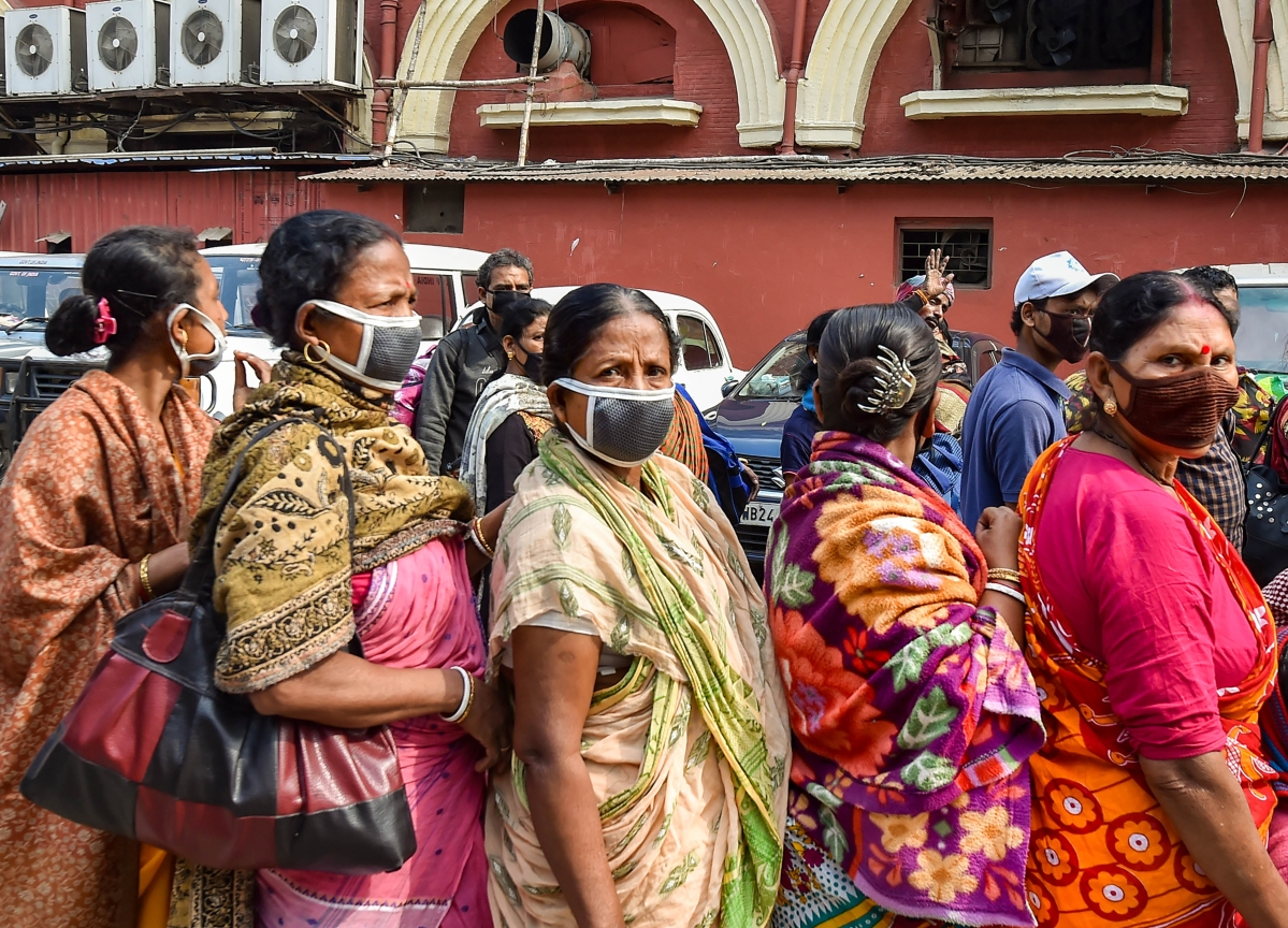 India Lockdown May Be 'Too Slow' to Stop Millions of Infections