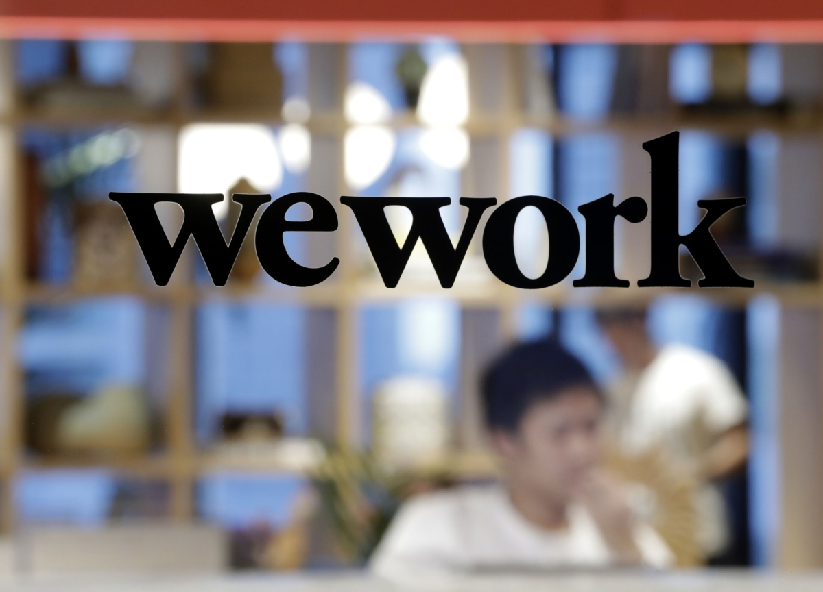 WeWork Says Virus Will Hamper Ability to Hit 2020 Targets