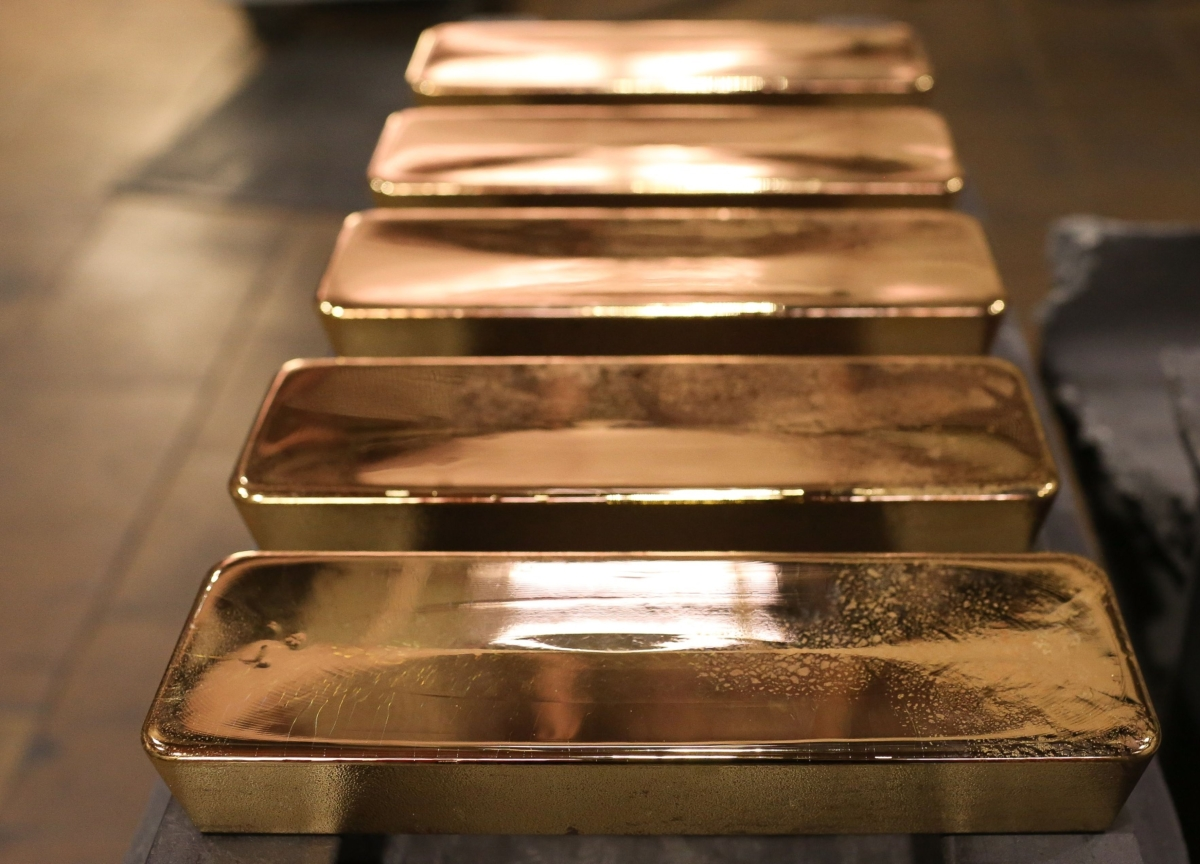 Gold Volatility Surges to Most Since 2008 on Global Market Spasm