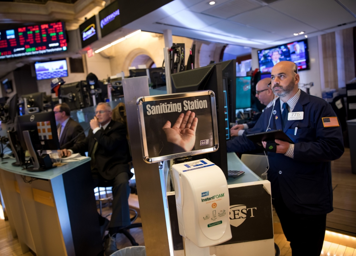NYSE Reports Two More Virus Cases After Trading Floor Shuts Down