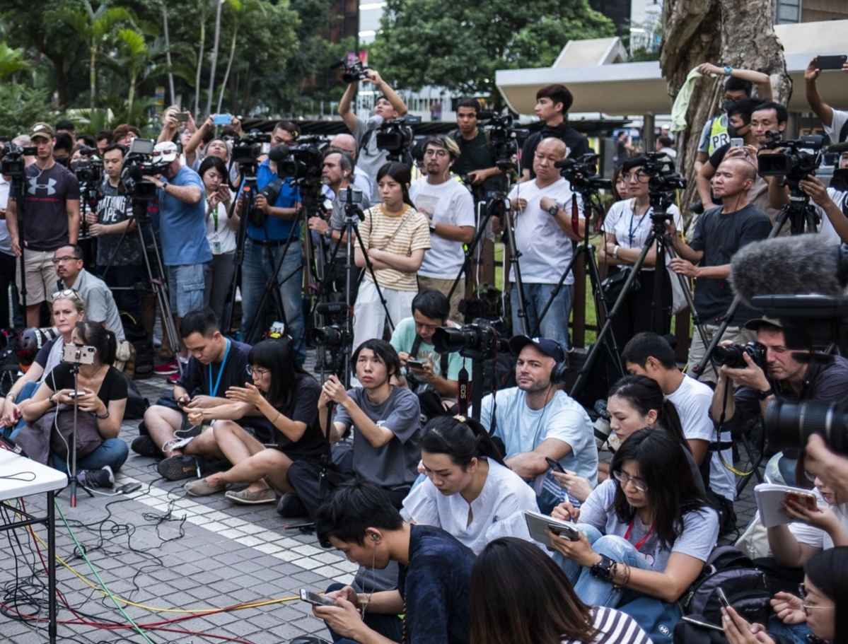 China Guts U.S. Press Corps in Beijing With Mass Expulsions