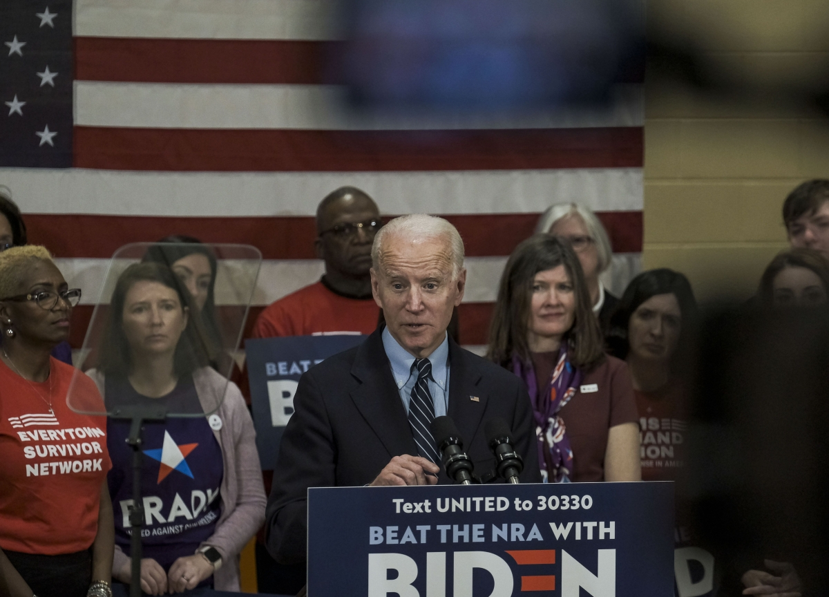Biden Adopts Free Public College Plan In Response to Sanders
