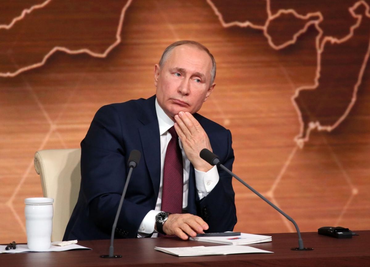 Putin Won't Bow to What's Seen as Saudi Oil-Price Blackmail
