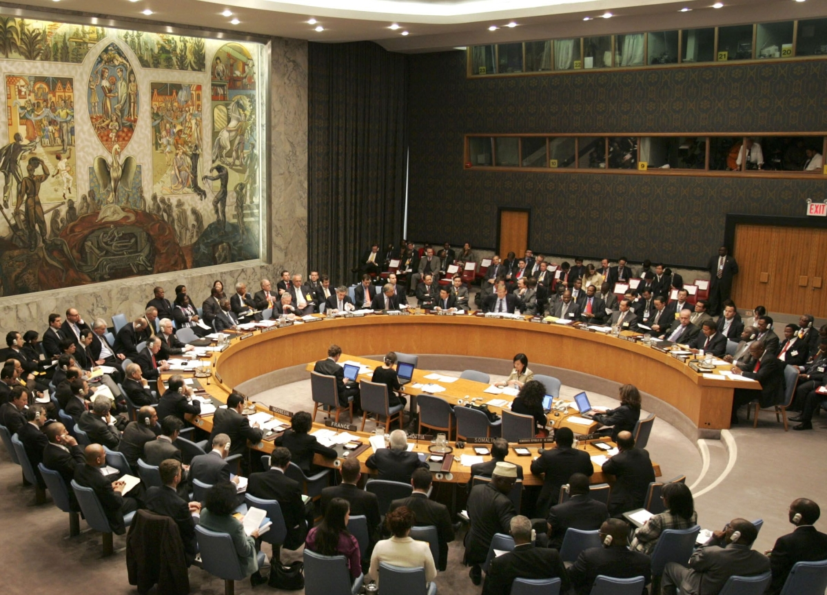 U.S.-China Rivalry Spills Into Geneva Vote on Obscure UN Agency