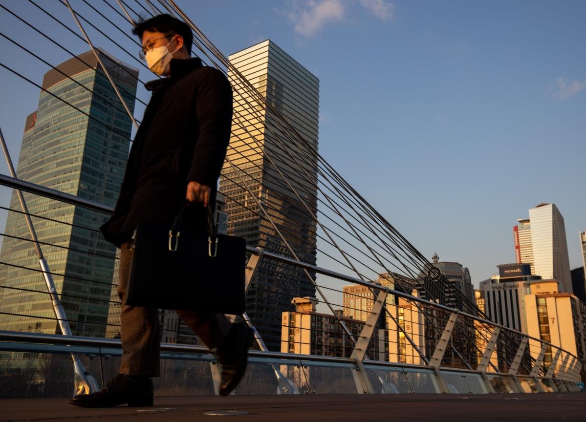 South Korea Asks U.S. to Avoid 'Excessive Measures' on Virus
