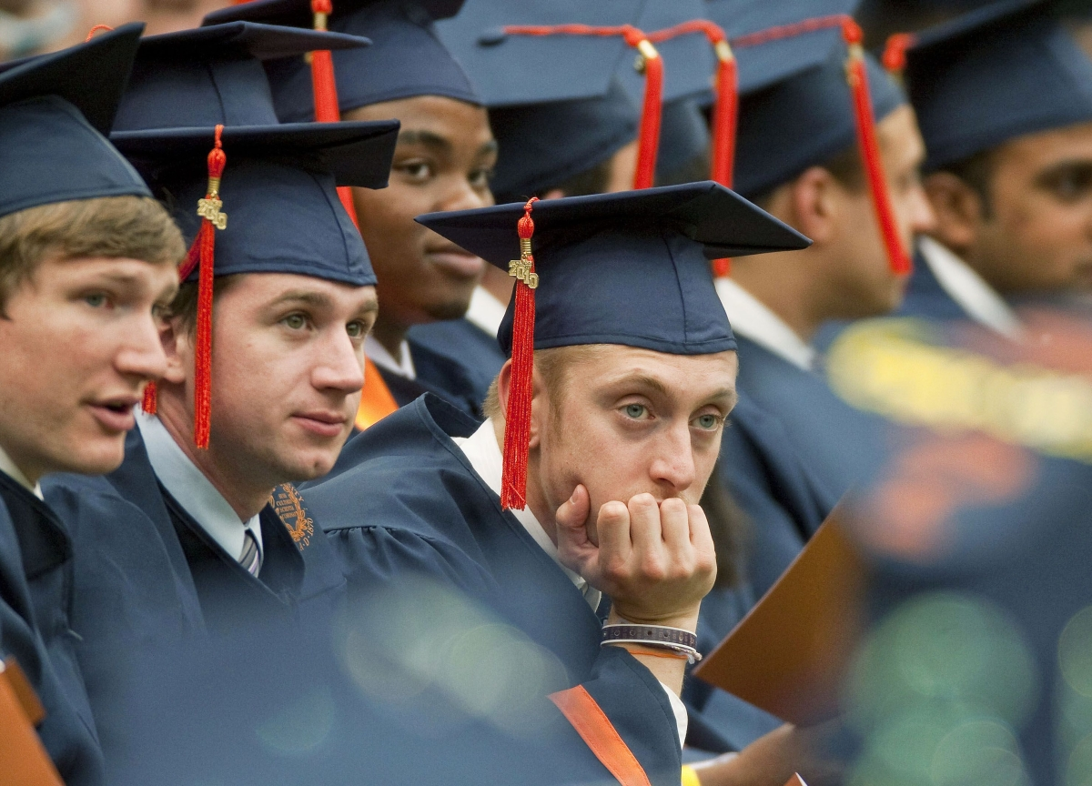 Most College Graduates Wish They Majored in Something Different