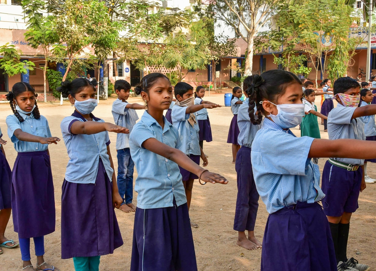 The Case Against Closing Schools to Slow the Pandemic