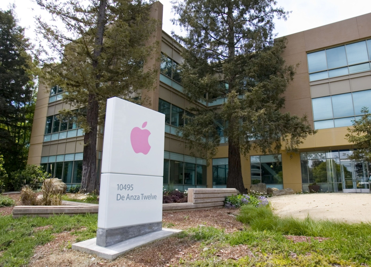 Apple Encourages Silicon Valley Staff to Work From Home on Virus