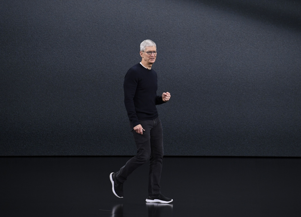Tim Cook Says Apple Has Sourced 10 Million Masks