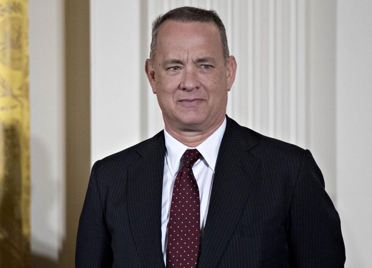 Tom Hanks, Wife Test Positive for Coronavirus in Australia