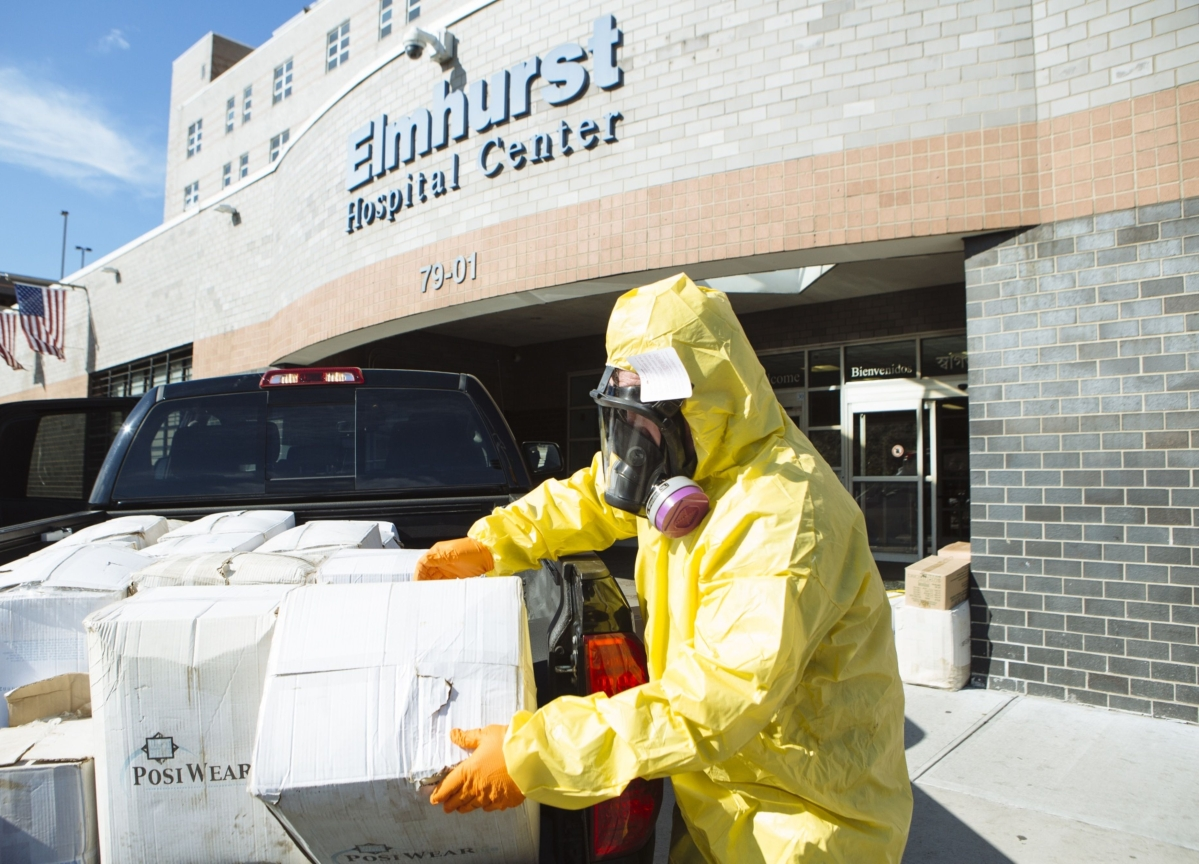 U.S. Infections Top 100,000; L.A. Warns of Surge: Virus Update