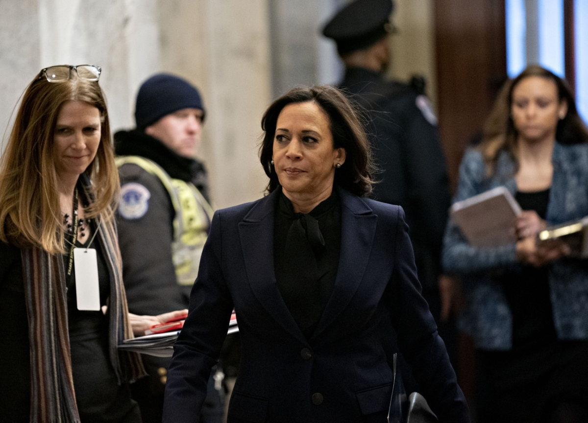 Kamala Harris Is Latest to Endorse Joe Biden for President