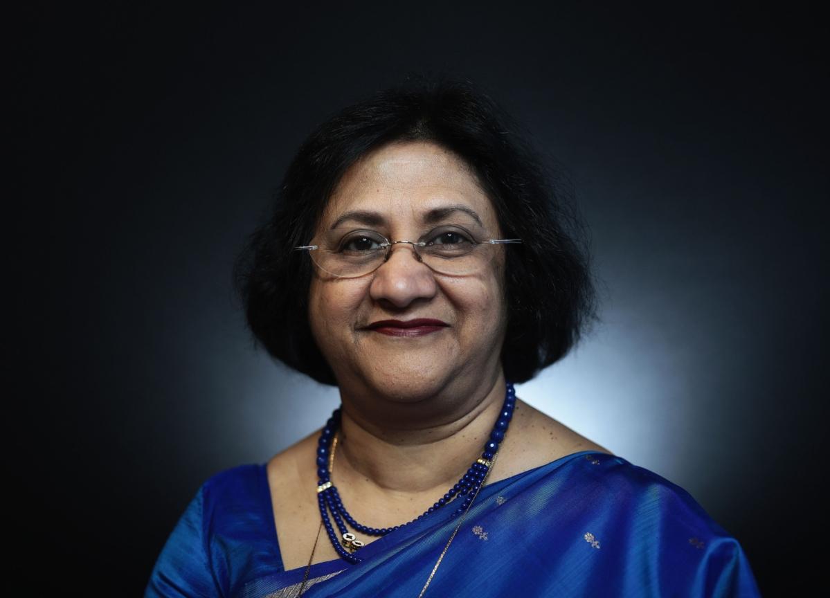 Salesforce Hires Former SBI Chairman Arundhati Bhattacharya As India CEO