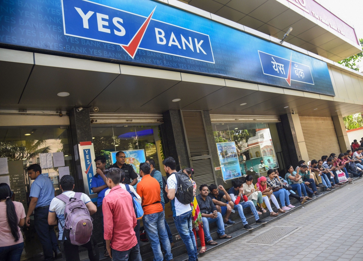 Yes Bank Moratorium: Only A Third Of Depositors Withdrew Maximum Permitted Amount