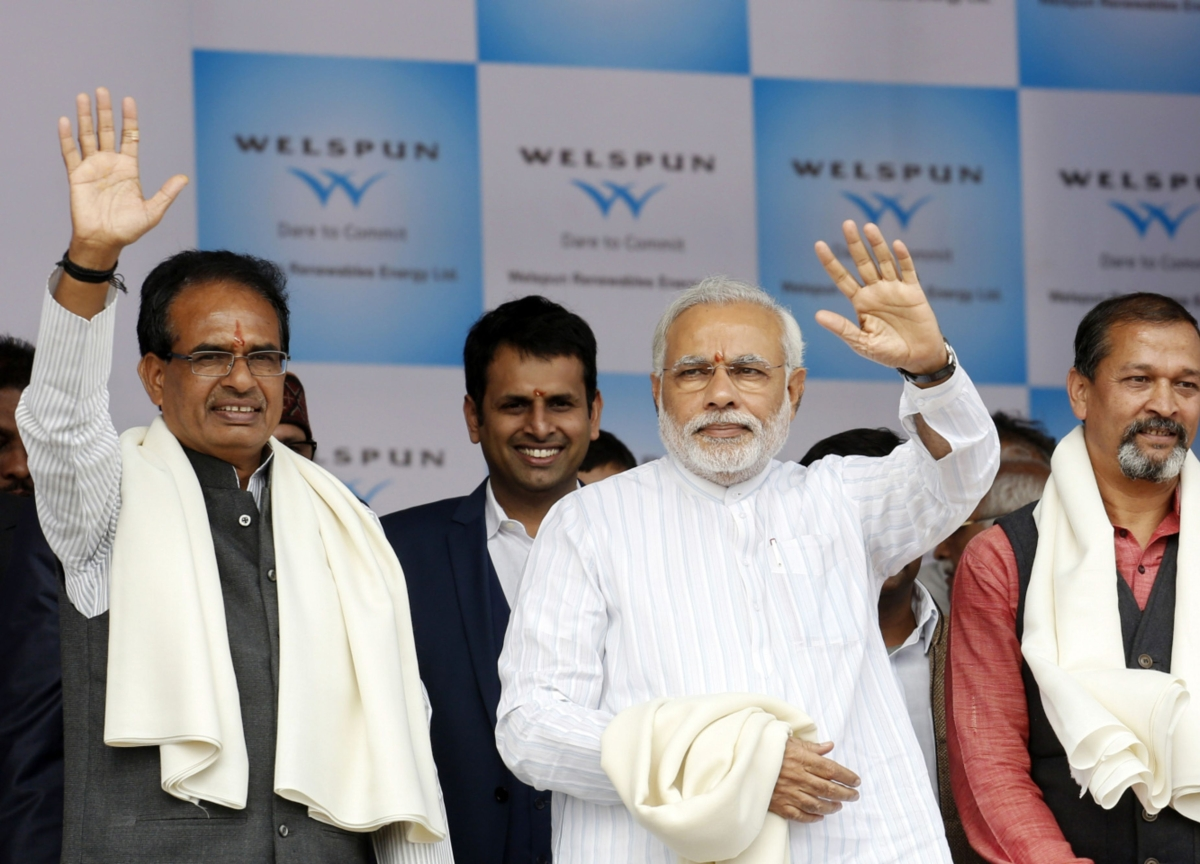 Madhya Pradesh's BSP, SP MLAs Meet BJP's Shivraj Singh Chouhan