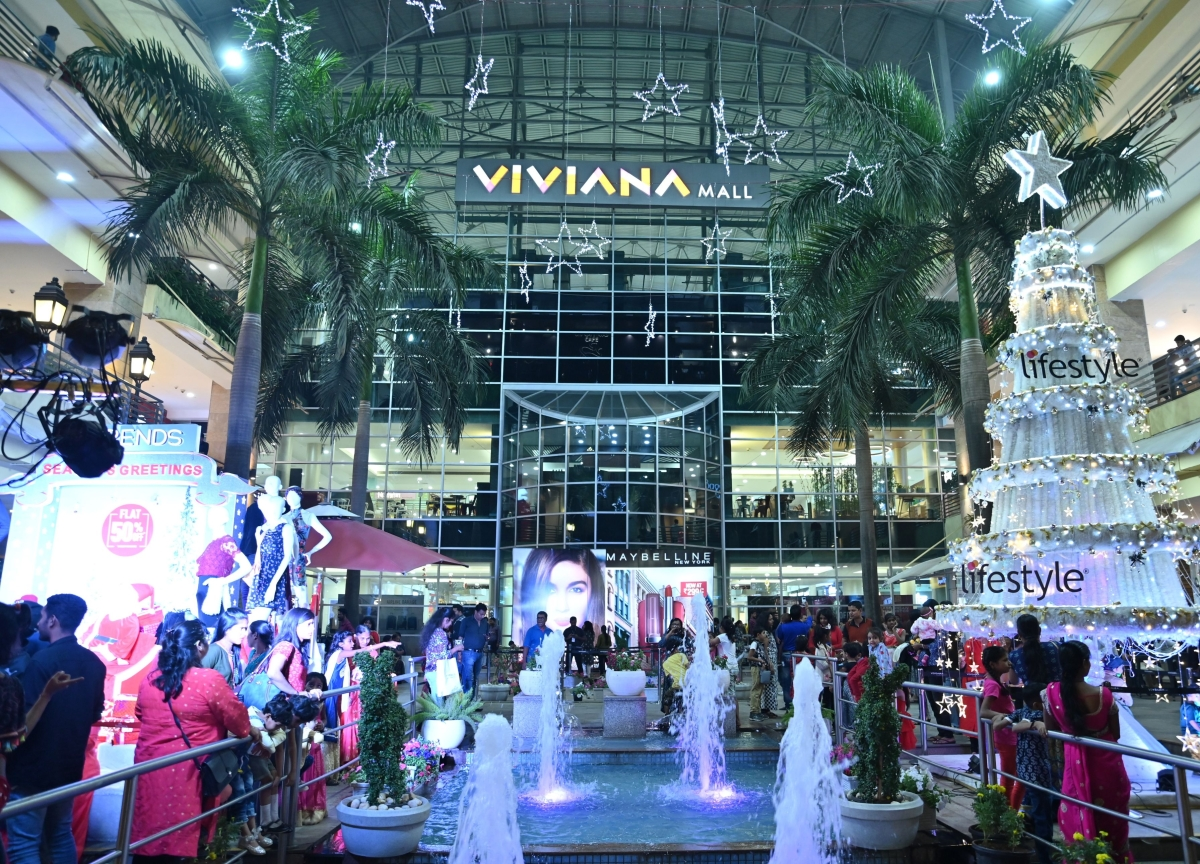 Forget Dying, Shopping Malls Are Thriving In India. Here's Why