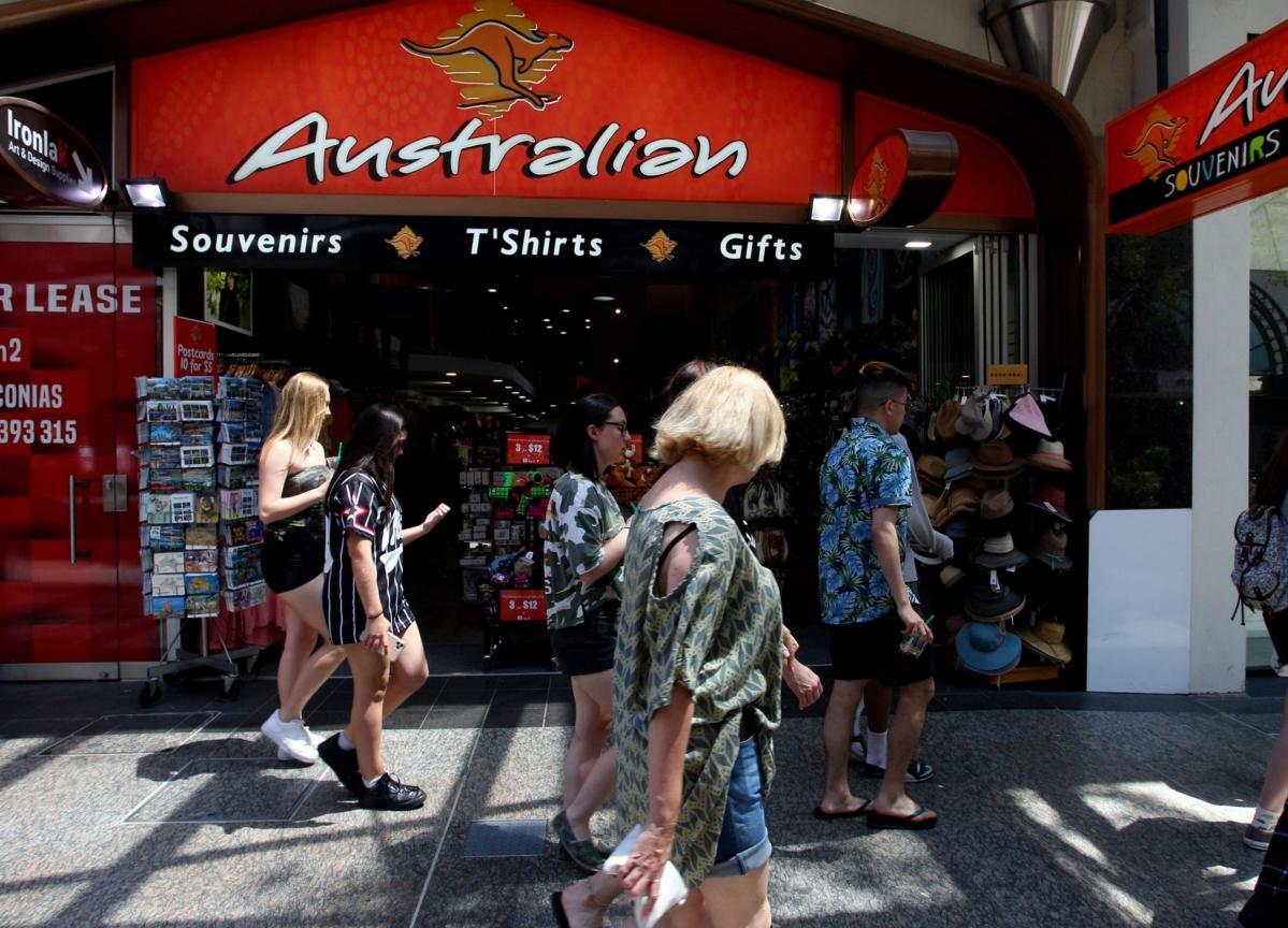 Australian Economy Grew Faster Than Expected on Households