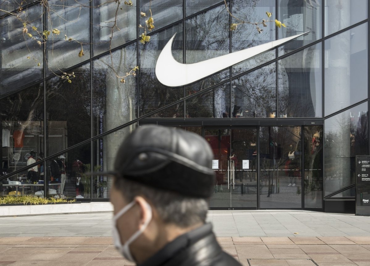 Nike Reviewing China Supply Chain After Report on Uighur Abuse