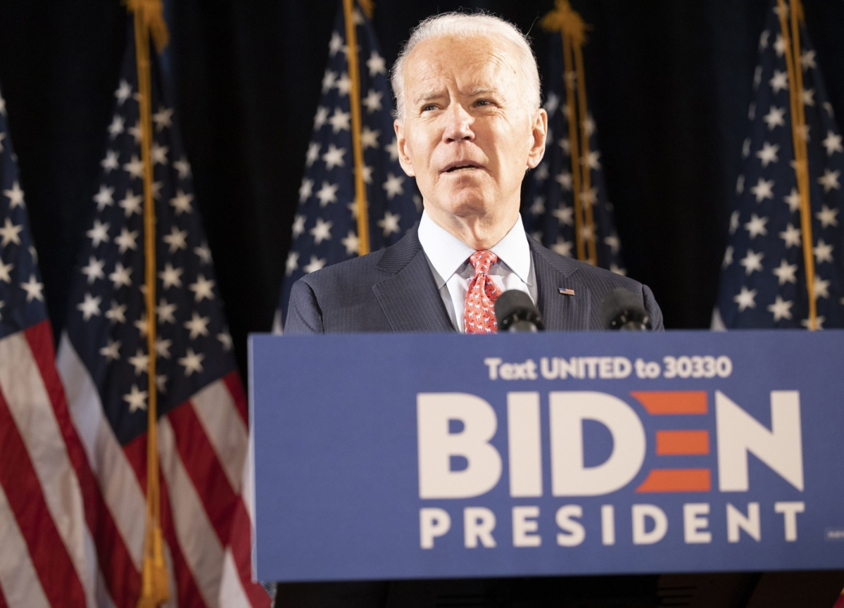Biden Set to Lock in Lead Even With Ohio Polls Closed