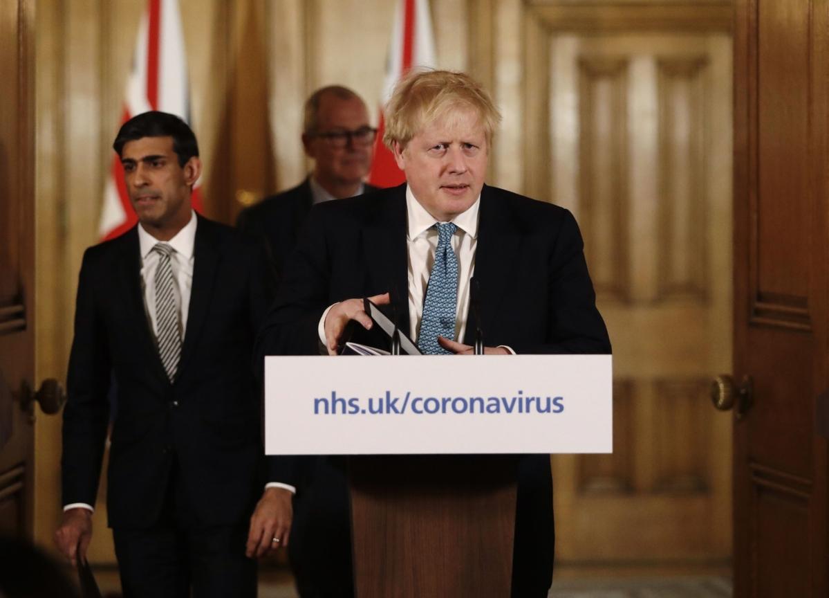 Why Boris Johnson Reversed Britain's Virus Response