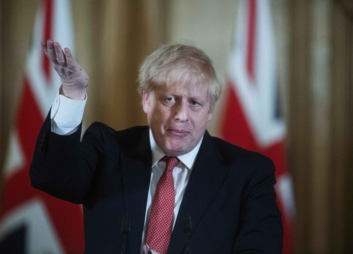Pressure Builds on Boris Johnson Over the U.K.'s Lag in Virus Testing