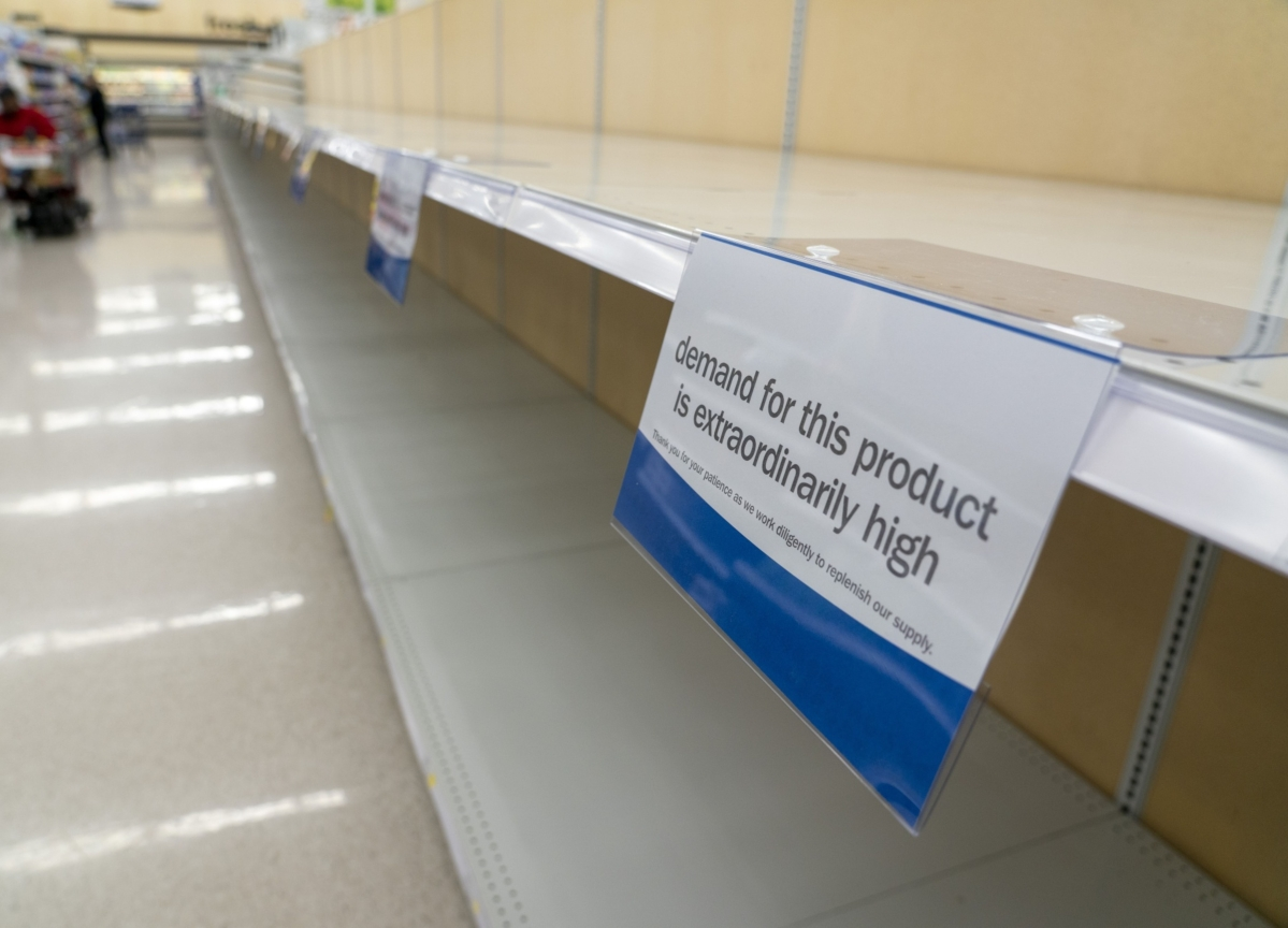 Statewide Lockdowns Disrupt Supply Of Grocery And Consumer Goods