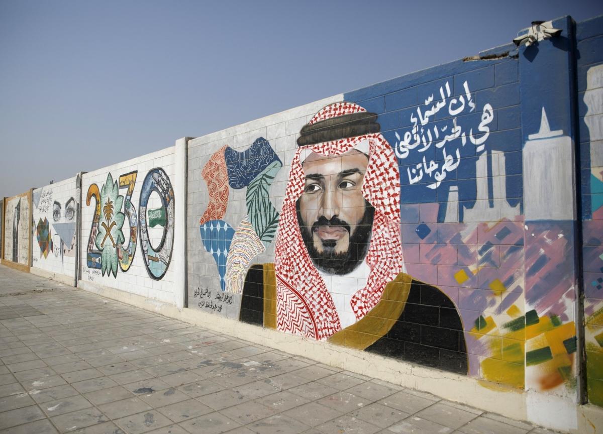 Saudi Prince Tests Grip on Power With Desert Raid, Oil Price War