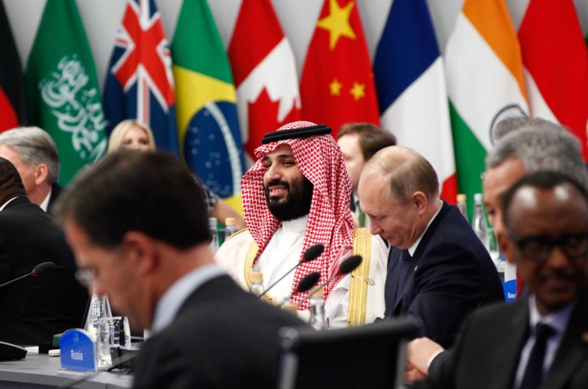 Trump Says Russia, Saudi Arabia Will 'Get Together' On Oil Price
