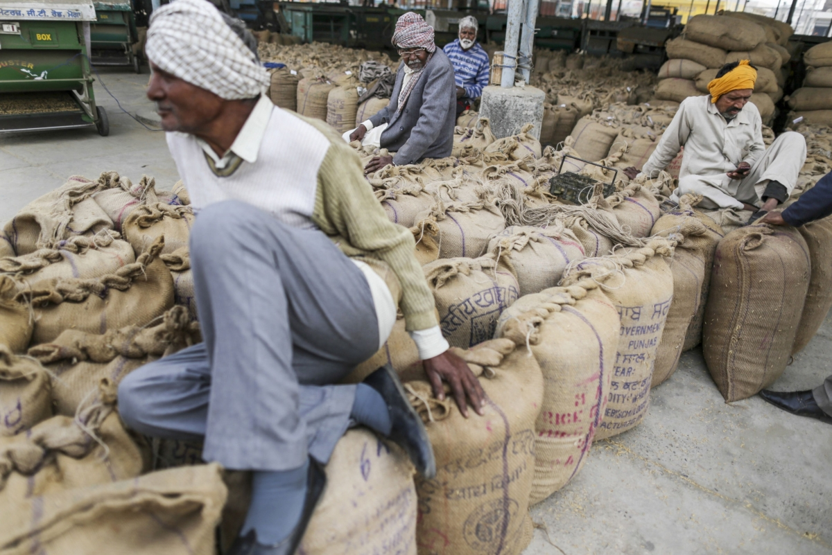 Food Security Fears Starting To Threaten Rice Exports In Asia