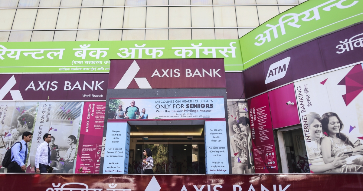 Morgan Stanley Retains Faith In Axis Bank Plays Down