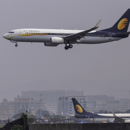 Jet Airways Reports Surprise Loss In March Quarter