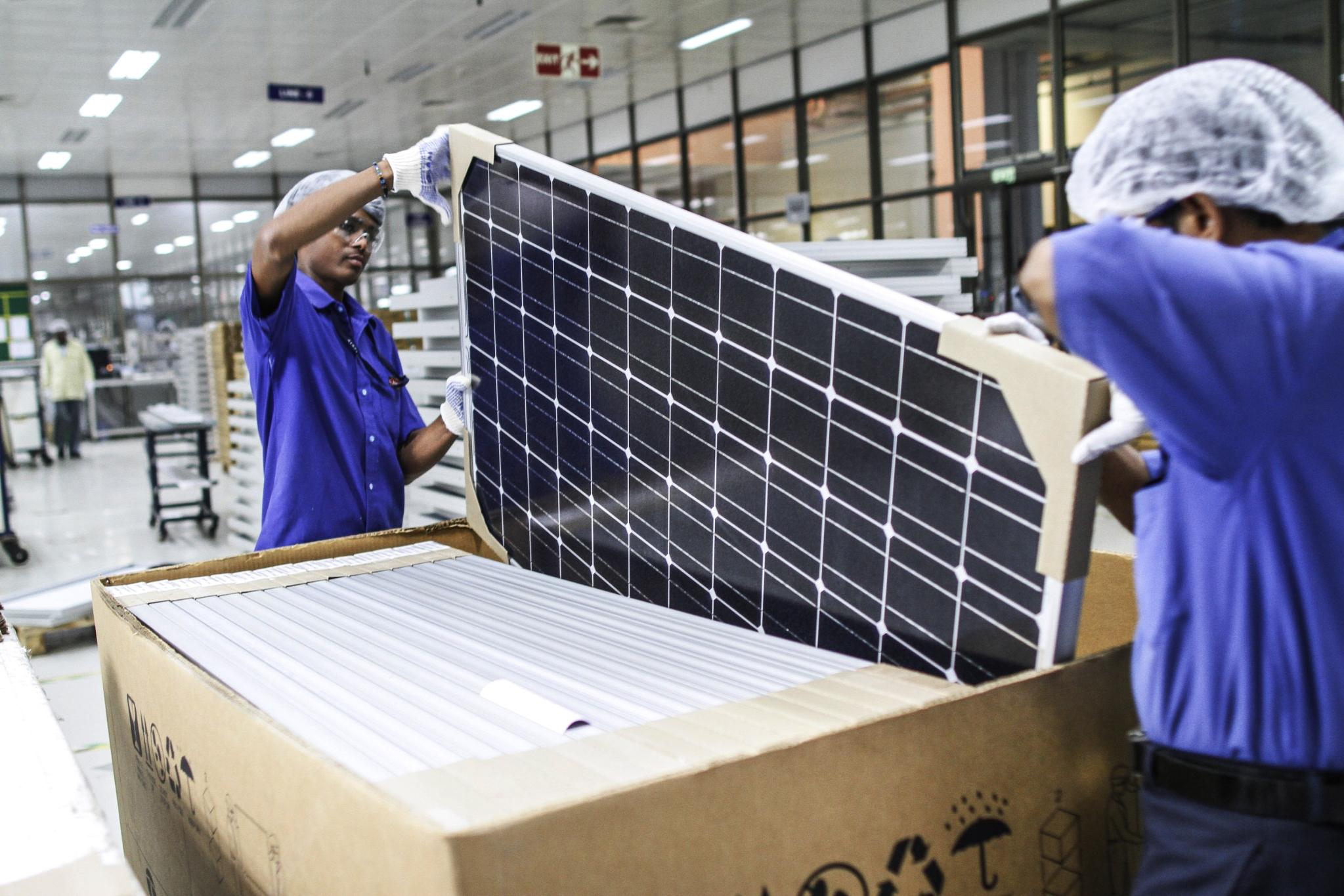 Solar Panels Tariff: India Says Solar Safeguard Duty Imposed