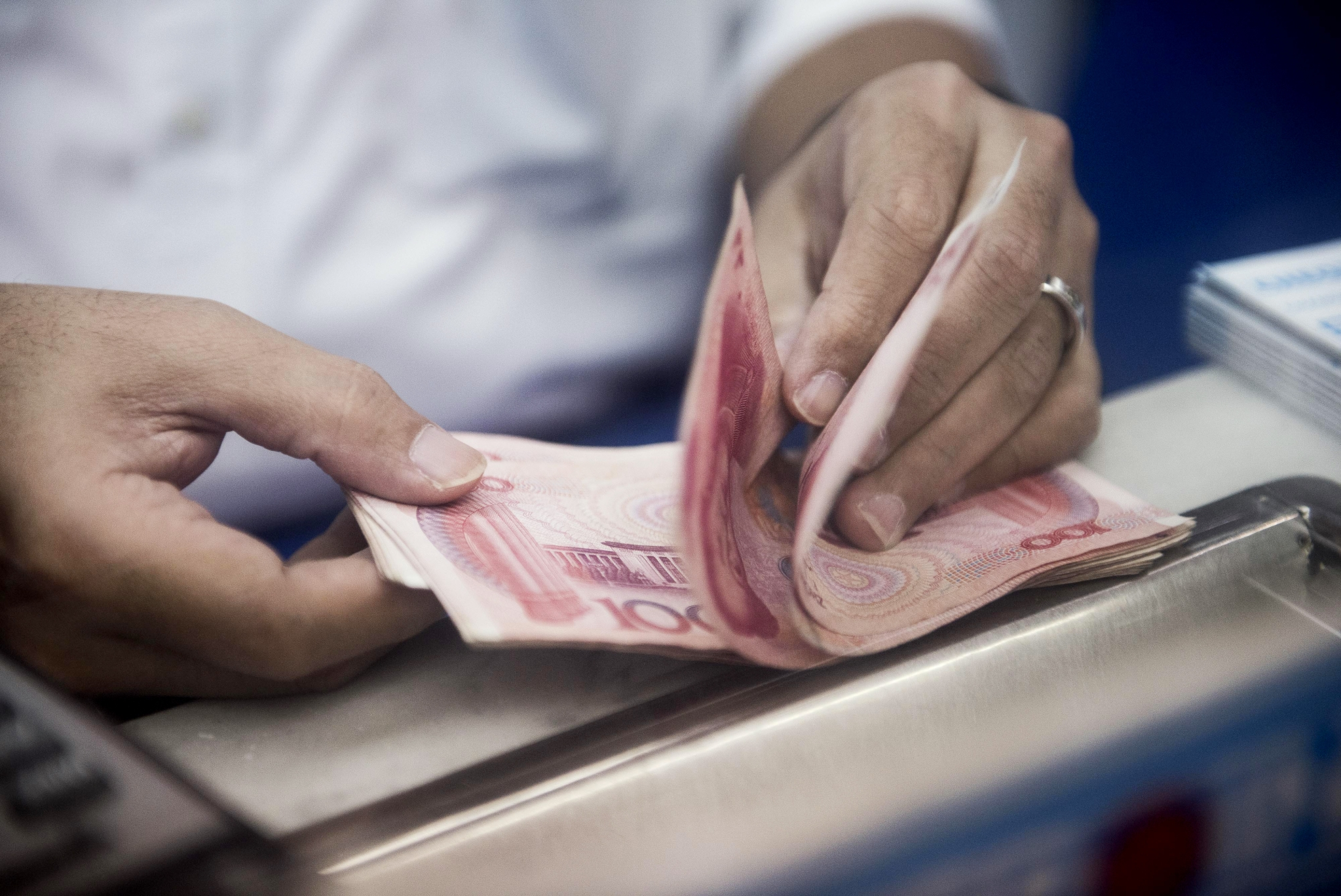 So The U S  Called China A 'Currency Manipulator ' Now What?
