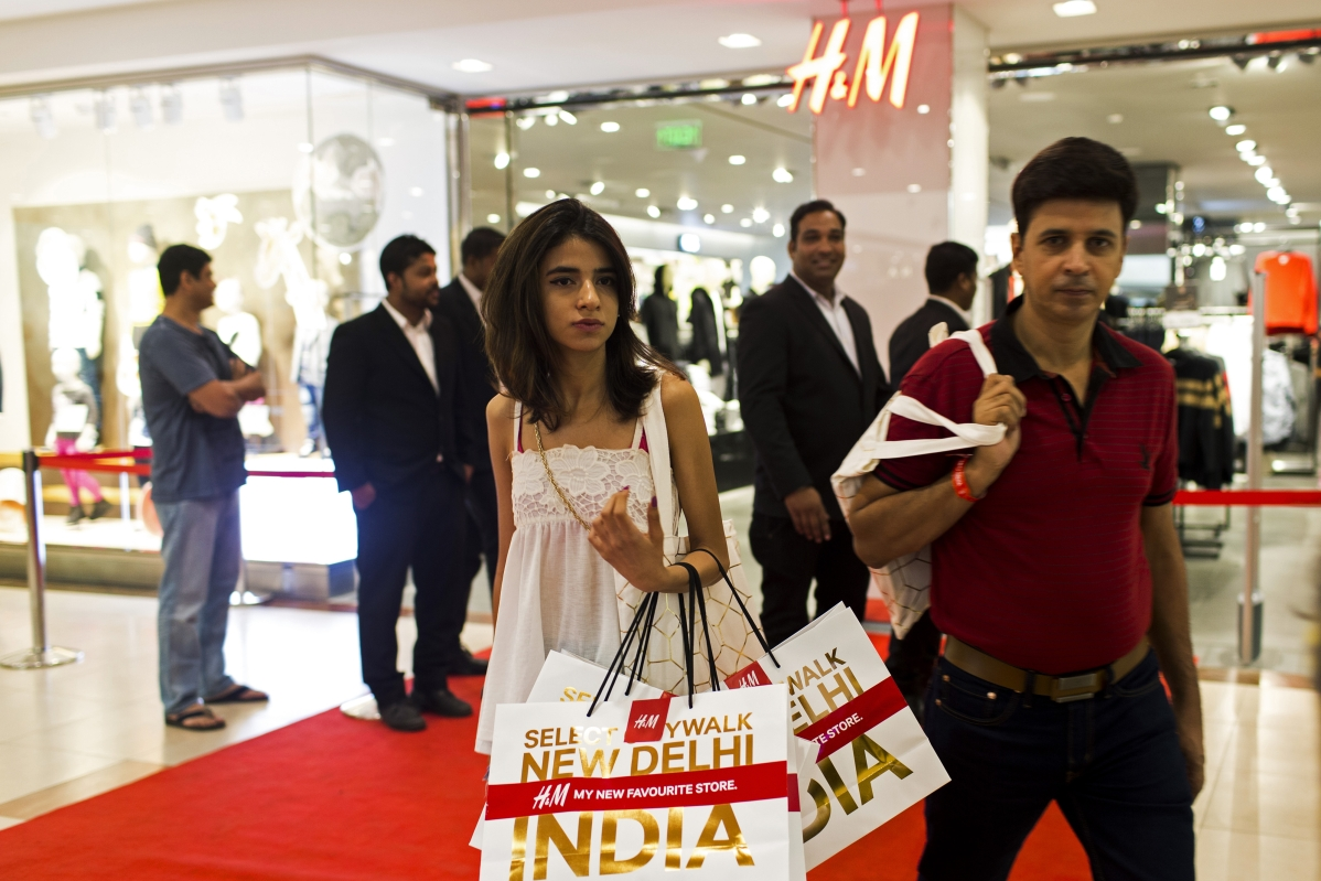 5d6035eb Quarterly Results: H&M India Sales More Than Double In Nine Months To August