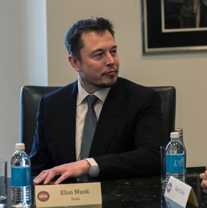 Musk Apologizes To British Diver For Words 'Spoken in Anger'