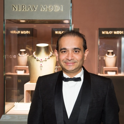 U.K. Court Remands Nirav Modi In Custody Till May 24