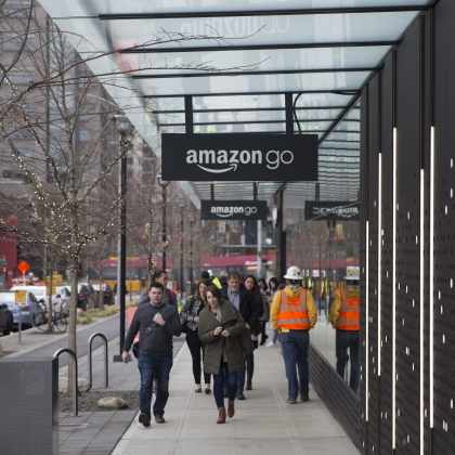 Amazon Briefly Overtakes Alphabet In Market Value