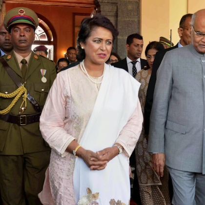 Mauritius President Quits After Clash Over Shopping Expenses