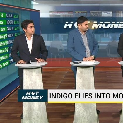 Analysts' View On Buzzing Stocks Like CESC, IndiGo, Reliance Infra & More On Hot Money With Darshan Mehta
