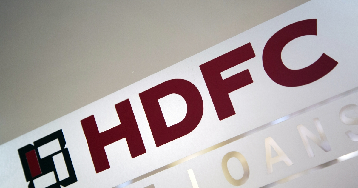 HDFC Hikes Lending Rate By Up To 20 Basis Points - Bloomberg Quint