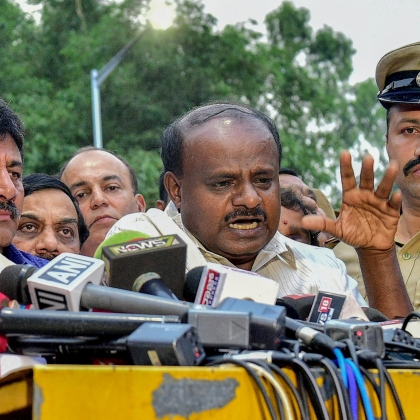 Some Issues With Congress Over Portfolio Allocation: Kumaraswamy